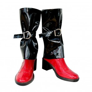 Guilty Gear Cosplay Shoes Jam Kuradoberi Boots