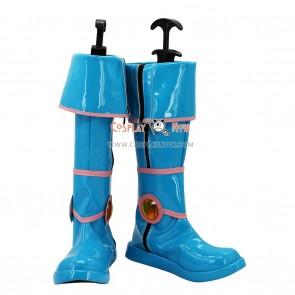 Yu-Gi-Oh! Cosplay Shoes Black Magician Girl Boots