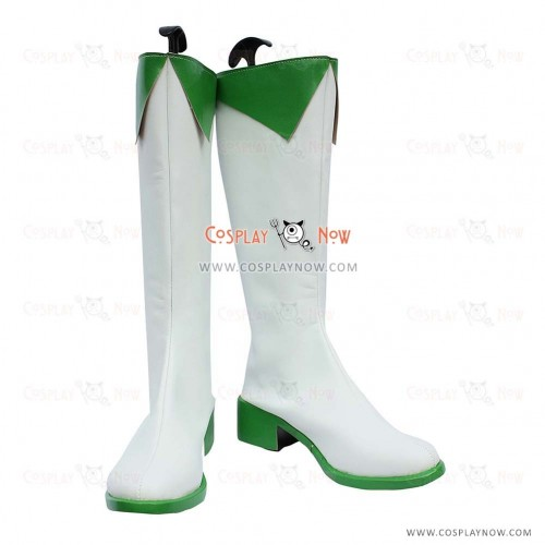 Vocaloid Cosplay Shoes Megpoid GUMI Boots