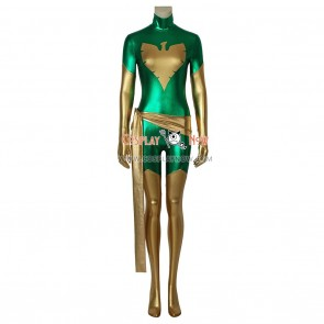 X Men Cosplay Costume Phoenix Costume Jumpsuit Beautiful Clothing
