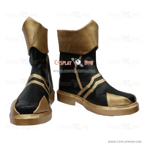 Kingdom Hearts Cosplay Shoes Terra Boots