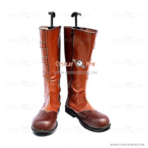 Devil May Cry IV Cosplay Shoes Nero Boots