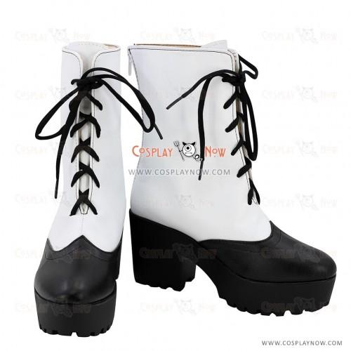Bungo to Alchemist Cosplay Sakunosuke Oda Shoes