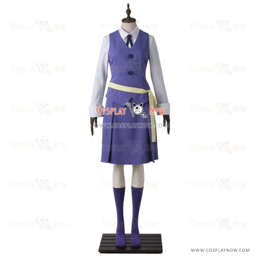 Hanna Cosplay Costume from Little Witch Academia
