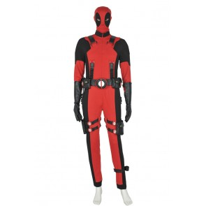 Deadpool Cosplay Wade Wilson Costume