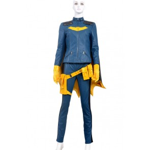 Batgirl Catwoman Costume For Batman Arkham City Cosplay