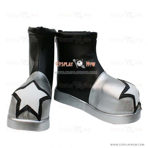 Soul Eater Cosplay Shoes Black Star Boots