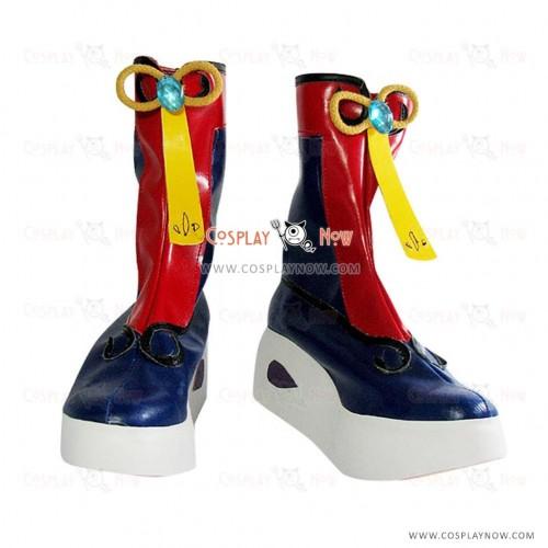Cupid Bistro MAX Cosplay Shoes Camomilla Iri Boots