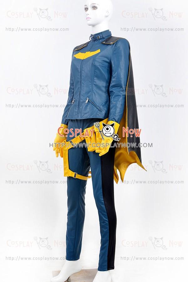 Batgirl Catwoman Costume For Batman Arkham City Cosplay ...