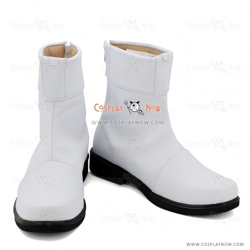 King of Fighters SNK Sie Kensou Cosplay Shoes