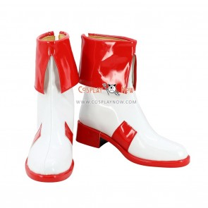 Future GPX Cyber Formula Cosplay Asuka Sugo Shoes
