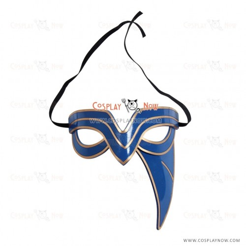 The Legend of Heroes Cosplay Crow Armbrust Props with Mask