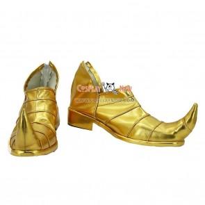 JOJO Cosplay Dio Brando Golden Cosplay Shoes