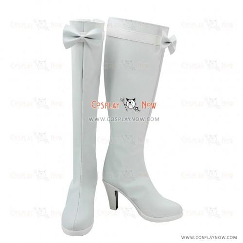 Aikatsu Cosplay Shoes Yurika Todo Boots