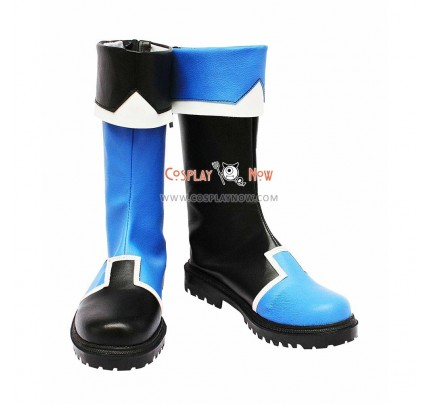 Touhou Project Cosplay Shoes Rinnosuke Morichika Boots