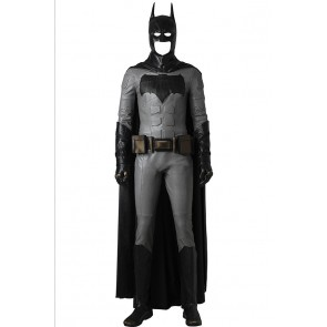 Justice League Cosplay Batman Bruce Wayne Costume