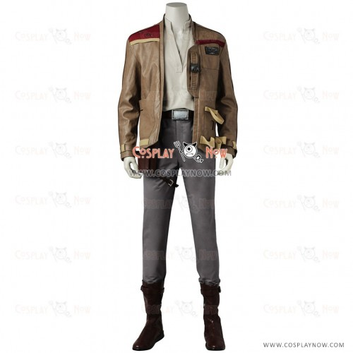 Star WarsFinnCosplay Costume for Man with outfit