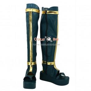 Touken Ranbu Cosplay Shoes Tsurumaru Kuninaga Boots