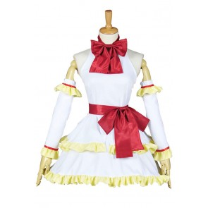 Fairy Tail Cosplay Wendy Marvell Costume