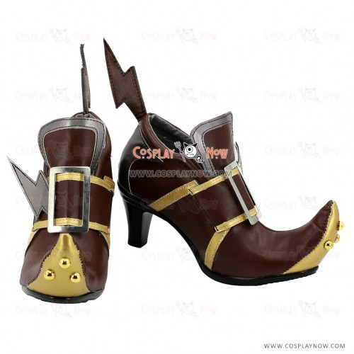 Overwatch Cosplay Mercy Angela Shoes