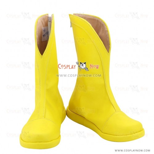 Happy Friends Cosplay Shoes Careful S Boots