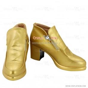 JoJo's Bizarre Adventure: Bruno Buccellati Golden Cosplay Shoes