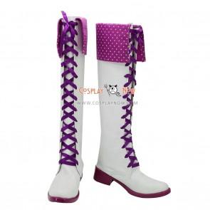 The Idolmaster Cosplay Shoes Shijou Takane Boots