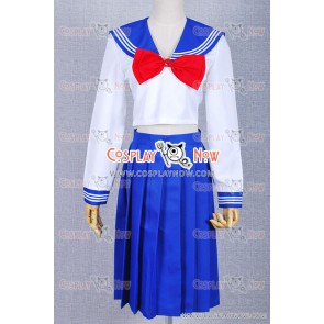 Sailor Moon Serena Usagi Tsukino Cosplay Costume