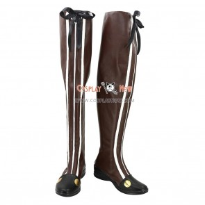 The Legend of Heroes Cosplay Shoes Sen no Kiseki Sara Valestin Boots
