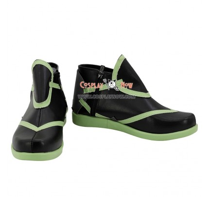Overwatch Cosplay Genji Shimada Oni Shoes