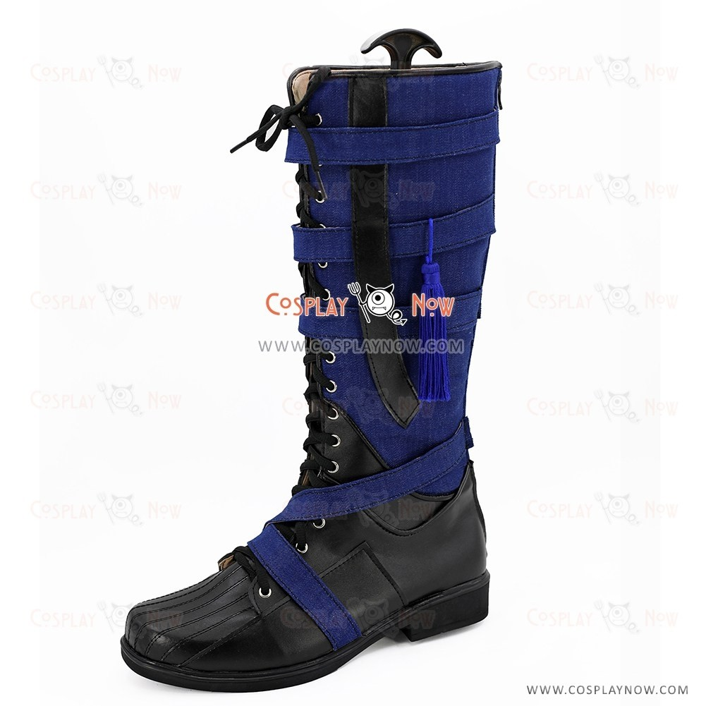 e29e129502 Doctor Strange Cosplay Shoes Steve Strange Boots