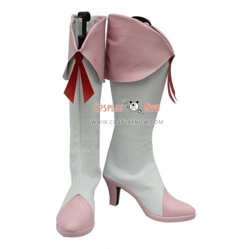 Smile Pretty Cure Cosplay Shoes Hoshizora Miyuki Boots