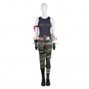 Fortnite Cosplay Mercenaries Costumes for girls