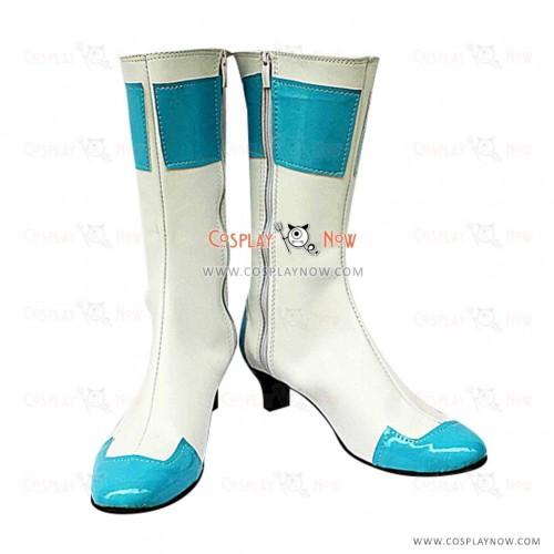 Eureka Seven Cosplay Shoes Eureka Boots