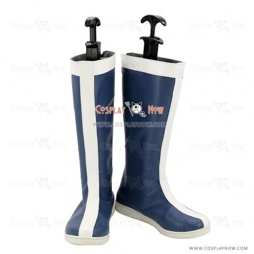 The story of hongmao and lantu Cosplay Shoes Lantu Boots