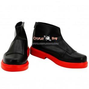RWBY Cosplay Adam Taurus Short Cosplay Boots