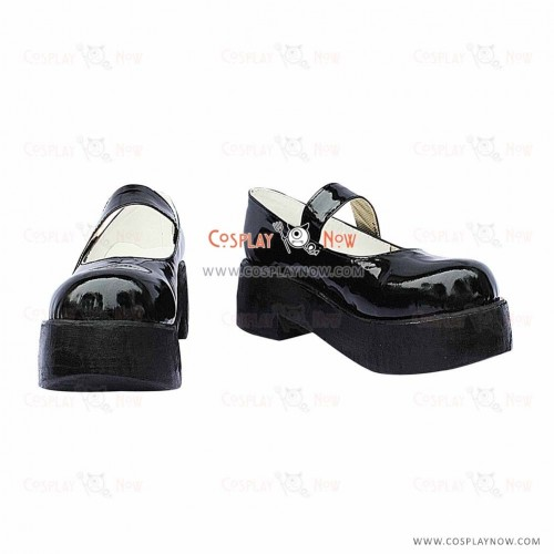 Umineko no Naku Koro ni Bernkastel Cosplay Shoes