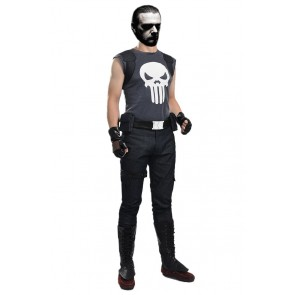 Frank Castle Costume For The Punisher and Punisher Frank Castle Cosplay