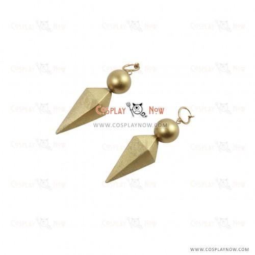Duel Monsters Cosplay Marik Ishtar props with Earrings