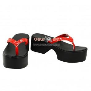 Touken Ranbu Cosplay Jiroutachi Shoes