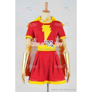 Captain Marvel Cosplay Mary Marvel Costume