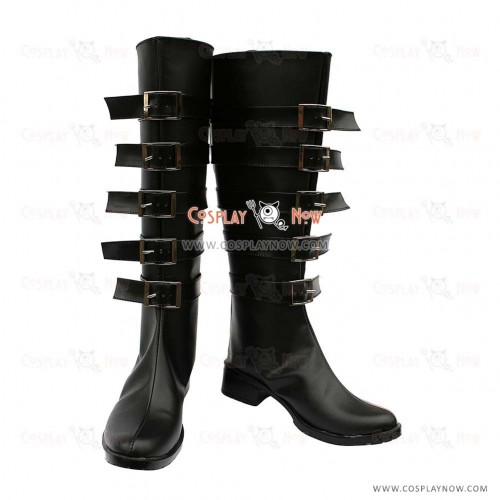 Alice Madness Returns Cosplay Shoes Alice Boots