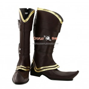 League of Legends Cosplay Shoes Card Master Twisted Fate Boots