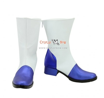 Snow Miku Cosplay Boots for Show