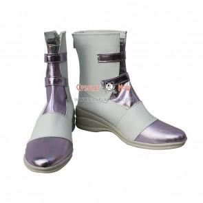 Final Fantasy Cosplay Serah Farron Shoes