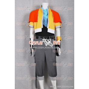 Final Fantasy XIII 13 Cosplay Hope Estheim Costume