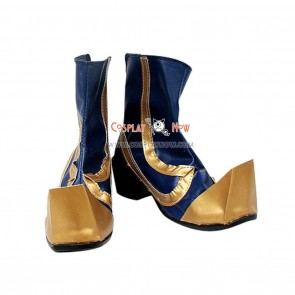 Dynasty Warriors Sima Yi Cosplay Boots