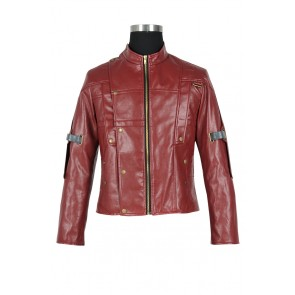 Guardians Of The Galaxy 2014 Cosplay Star-Lord Peter Quill Costume