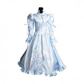 Fate Zero Saber Cosplay Costume Dress