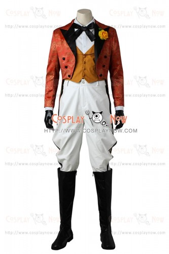 Gotham Cosplay The Joker Jerome Valeska Costume